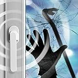 Schellenberg 46506Griff von Sicherheit mit Alarm in Weiß für Fenster, Türen, Balkone und Terrassen, weiß, 37mm Test