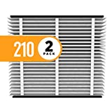 Aprilaire 210 Air Filter for Aprilaire Whole Home Air Purifiers, MERV 11