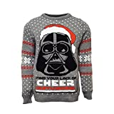 Darth Vader Official Star Wars Christmas Jumper / Sweater (3X large)
