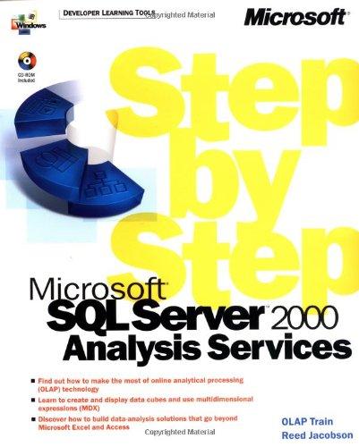 Microsoft® SQL Server(TM) 2000 Analysis Services Step by Step (Dv-Dlt Fundamentals) Server Reed