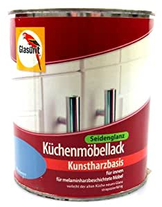 0 75 liter glasurit k chenm bellack seidenglanz in banane baumarkt. Black Bedroom Furniture Sets. Home Design Ideas