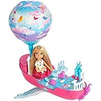 Barbie Dreamtopia Magical Dreamboat Mágico de Chelsea, (Mattel DWP59)