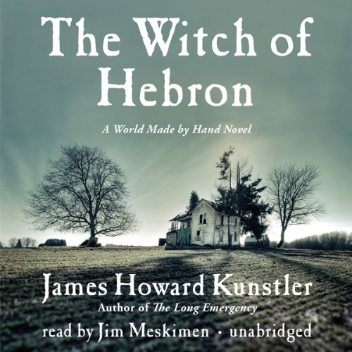 The Witch of Hebron  Audiolibri