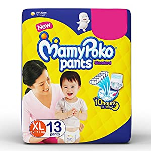 Mamy Poko Pant Style Diapers