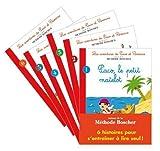 Pack 6 histoires autour de la méthode Boscher : les Aventures de Paco et Séverine cover image