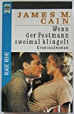 Wenn der Postmann zweimal klingelt (Heyne Kriminal-Reihe (02))