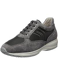 Scarpe GEOX Uomo Scarpe Sneaker Marrone Dimensione 42 43 44 45 46 47 IMPERMEABILE U Snake e
