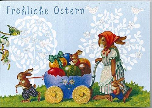 palazzo-int-carte-carte-postale-lapins-de-paques-multicolores-oeufs-carola-pabst