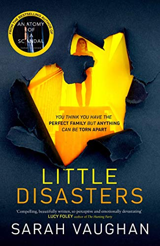 Little Disasters: from the bestselling author of Anatomy of a Scandal by [Vaughan, Sarah]
