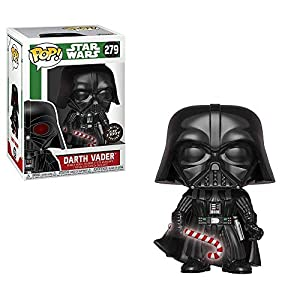 Funko Pop Darth Vader con bastón caramelo – Brilla en la oscuridad (Star Wars 279) Funko Pop Star Wars