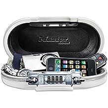 Master Lock 5900d portátil SafeSpace seguro, color gris oscuro, 5900DWHT