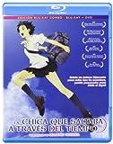 La chica que saltaba a través del tiempo [Blu-ray + DVD] [Blu-ray]