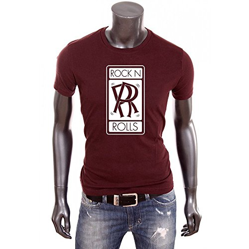 t-shirt-uraeus-rolls-royce-rock-n-roll-m-bordeau
