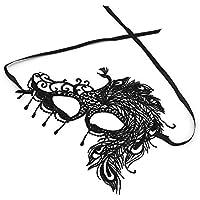 Décorations d'Halloween Bon K-22 Belle Conception Femmes Halloween Costumes Masque Pour Les Yeux Sexy Paon Style Dentelle Masque Pour Les Yeux Masquerade Boule Halloween Partie Halloween Décor