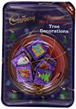 Cadbury Milk Chocolate Christmas Tree Decoration (9 Units,...