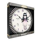 Reloj de pared Gorjuss 30x30cm.