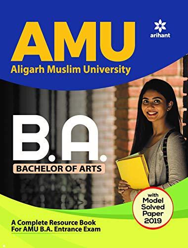 AMU Aligarh Muslim University B.A. Bachelor Of Arts 2020