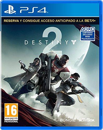 Destiny 2 - Edición Estándar (precio: 59,90€)