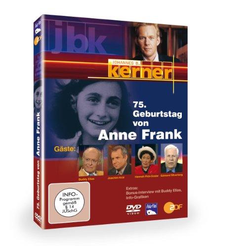 Anne Frank - JBK-Sendung zum 75. Geburtstag