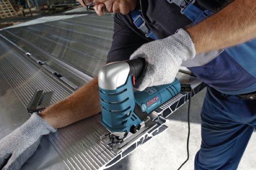 Bosch Professional GST 25 Metal Pendelhubstichsäge verwenden