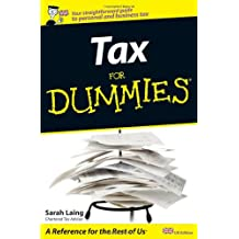 Tax For Dummies