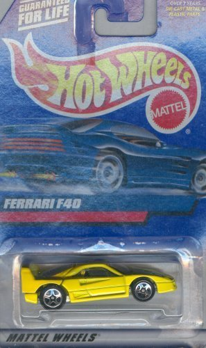 Hot Wheels 2000 122 FERRARI F40 1:64 Scale by Hot Wheels