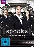 Spooks: Im Visier des MI5 - Season 6 (BBC) [3 DVDs]