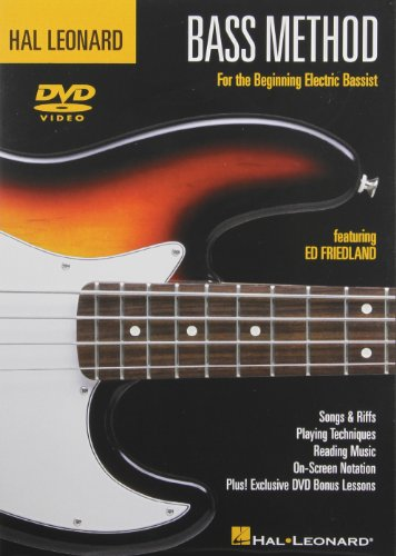 Hal Leonard Bass Method Dvd -