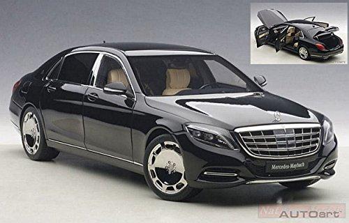 autoart-aa76293-mercedes-maybach-s-klasse-s600-2016-black-118-die-cast-model