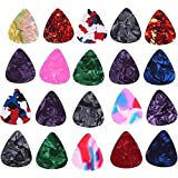 Electomania 10 Pairs Guitar Pick (Pack of 20 delivered randomly)