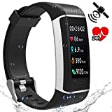 Die besten Fit Tracker Armbänder - Berry King Run-GPS 2019 Herzfrequenz Armband Tracker 24 Bewertungen