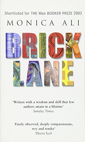 Book cover for Brick Lane