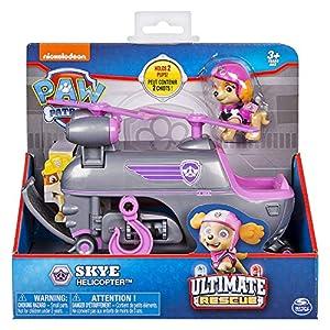 Paw Patrol Ultimate Rescue Themed Vehicles vehículo de juguete - Vehículos de juguete (Multicolor, 3 año(s), Niño, China, modelo surtido, 1 unidad