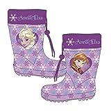 Disney Die Eiskönigin Kindergummistiefel Gummstiefel Kinderschuhe Regenstiefel Frozen Anna Elsa (34)