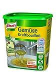 Knorr Gemüse Kraftbouillon (rein pflanzlich, mit Suppengrün) 1er Pack (1 x 1kg)