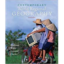 Contemporary World Regional Geography with Interactive World Issues CD-ROM by Michael Bradshaw (2006-07-21)