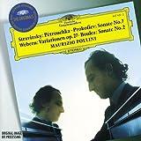 Stravinski - Petrouchka / Prokofiev - Sonate n° 7 / Webern - Variations op. 27 / Boulez - Sonate n° 2