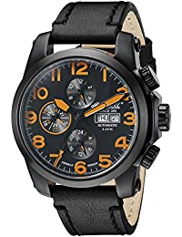Ingersoll Unisex-Armbanduhr Analog Automatik IN2301BBKO