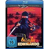Ninja Kommando (Cinema Treasures) [Blu-ray]