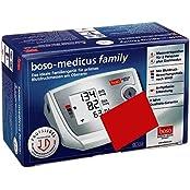 Boso Medicus Family 462-0-143, vollautomatisches Blutdruckmessgerät
