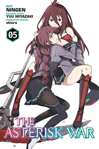 The Asterisk War, Vol. 5 (manga) (The Asterisk War Manga, Band 5)
