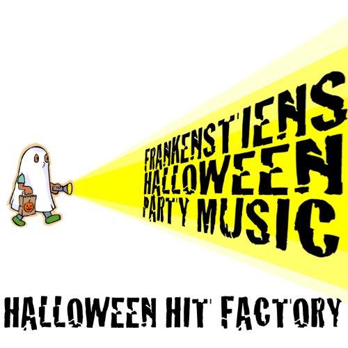 Frankenstein's Halloween Party Music (Halloween-party Music Factory)