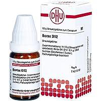 Borax D 12 Globuli 10 g preisvergleich bei billige-tabletten.eu