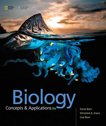 Biology: Concepts and Applications (Mindtap Course List)