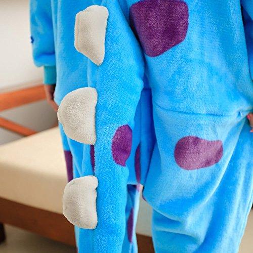 Keral JP Anime Mein Nachbar TierPyjamas Schlafanzug Overall Anime Totoro Cosplay Sleepwear Sullivan