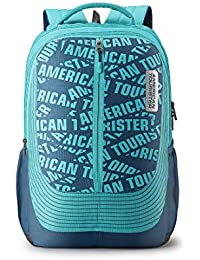 American Tourister Twing 30 Ltrs Teal Casual Backpack (FD0 (0) 11 003)