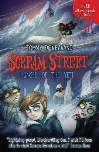Scream Street 11: Hunger of the Yeti