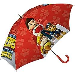 Paraguas, patrulla canina
