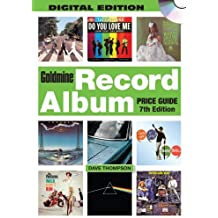 Goldmine Record Album Price Guide CD by Dave Thompson (2013-06-21)