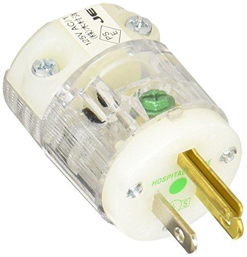 Hubbell Plug für Stromversorgung hbl8215ct Japan Verwendet Wie Neu - Hubbell Y-adapter
